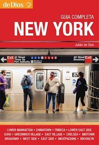 Libro GUIA COMPLETA DE NEW YORK (9 ED)