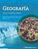 Libro GEOGRAFIA  AMERICA: SOCIEDADES Y ESPACIOS