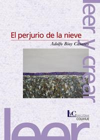 Libro EL PERJURIO DE LA NIEVE