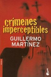 Libro CRIMENES IMPERCEPTIBLES