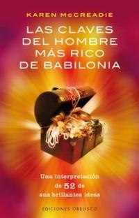 Libro LAS CLAVES DEL HOMBRE MAS RICO DE BABILONIA