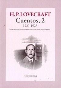 Libro 2. CUENTOS  1921 - 1923