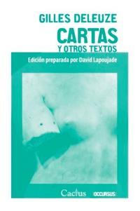 Libro CARTAS Y OTROS TEXTOS