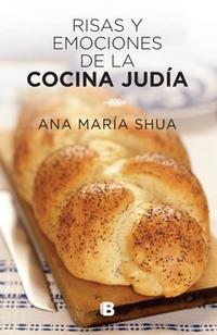 Libro RISAS Y EMOCIONES DE LA COCINA JUDIA