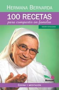 Libro 100 RECETAS PARA COMPARTIR EN FAMILIA