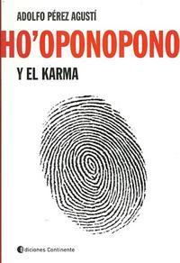 Libro HO' OPONOPONO Y KARMA