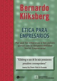Libro ETICA PARA EMPRESARIOS