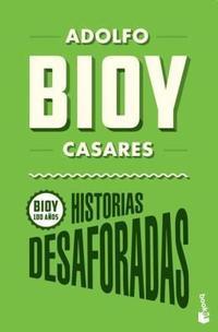 Libro HISTORIAS DESAFORADAS