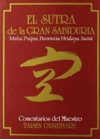 Libro EL SUTRA DE LA GRAN SABIDURIA