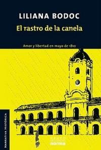 Libro EL RASTRO DE LA CANELA