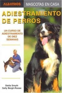 Libro ADIESTRAMIENTO DE PERROS