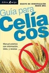 Libro GUIA PARA CELIACOS