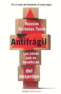 Libro ANTIFRAGIL