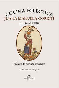 Libro COCINA ECLÉCTICA