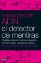 Libro ADN  EL DETECTOR DE MENTIRAS