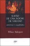 Libro SUEÑO DE UNA NOCHE DE VERANO / ANTONIO Y CLEOPATRA
