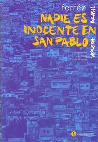 Libro NADIE ES INOCENTE EN SAN PABLO