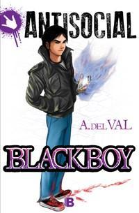 Libro ANTISOCIAL BLACKBOY