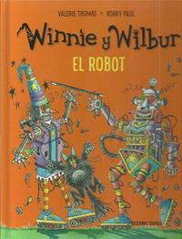 Libro WINNIE Y WILBUR  EL ROBOT