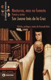 Libro NOCTURNA,MAS NO FUNESTA