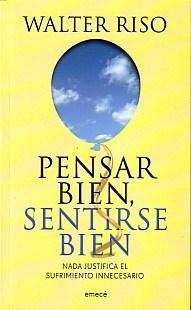 Libro PENSAR BIEN  SENTIRSE BIEN
