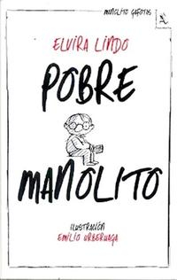 Libro POBRE MANOLITO