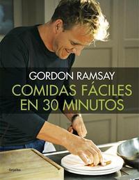 Libro COMIDAS FACILES EN 30 MINUTOS