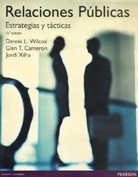 Libro RELACIONES PUBLICAS