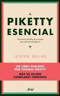 Libro PIKETTY ESENCIAL