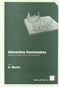 Libro ALIMENTOS FUNCIONALES