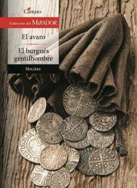 Libro EL AVARO/EL BURGUES GENTILHOMBRE