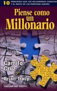 Libro PIENSE COMO UN MILLONARIO