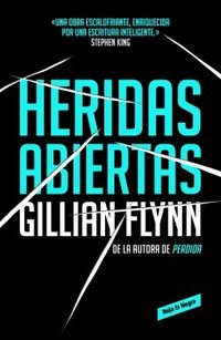 Libro HERIDAS ABIERTAS