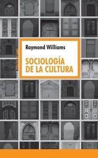 Libro SOCIOLOGIA DE LA CULTURA