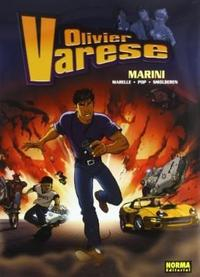 Libro OLIVIER VARESE