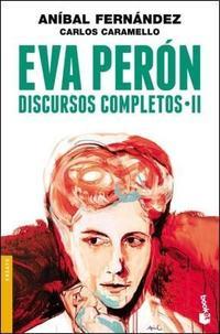 Libro 2. EVA PERON  DISCURSOS COMPLETOS