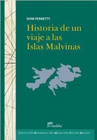 Libro HISTORIA DE UN VIAJE A LAS ISLAS MALVINAS