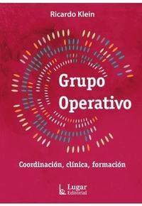 Libro GRUPO OPERATIVO. COORDINACION CLINICA