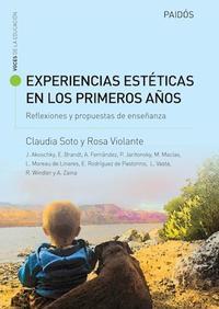 Libro EXPERIENCIAS ESTETICAS EN LOS PRIMEROS AÑOS