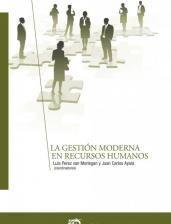 Libro LA GESTION MODERNA EN RECURSOS HUMANOS