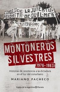 Libro MONTONEROS SILVESTRES