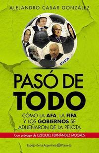 Libro PASO DE TODO