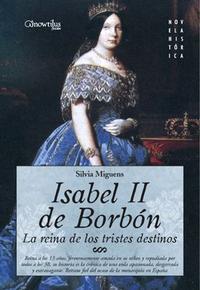 Libro ISABEL II DE BORBON