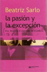 Libro LA PASION Y LA EXCEPCION