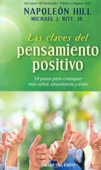 Libro LAS CLAVES DEL PENSAMIENTO POSITIVO