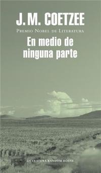 Libro EN MEDIO DE NINGUNA PARTE