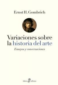 Libro VARIACIONES SOBRE LA HISTORIA DEL ARTE