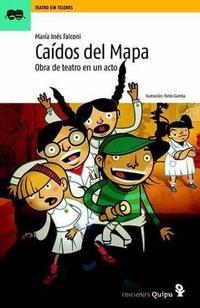 Libro CAIDOS DEL MAPA