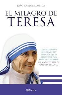 Libro EL MILAGRO DE TERESA DE CALCUTA