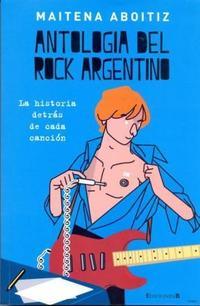 Libro ANTOLOGIA DEL ROCK ARGENTINO